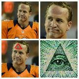 Payton manning is part of illuminati