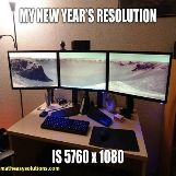 Whats your new years resolution