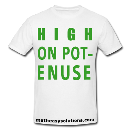 High on pot enuse shirt